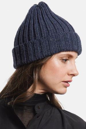 Load image into Gallery viewer, Merino Thick Rib Hat