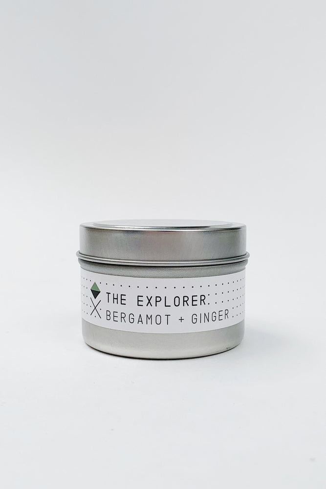 Explorer Tin Candle