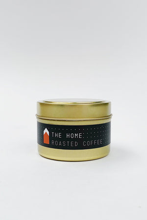 Home Tin Candle