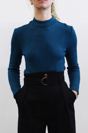 Load image into Gallery viewer, Mitchell Mock Turtleneck