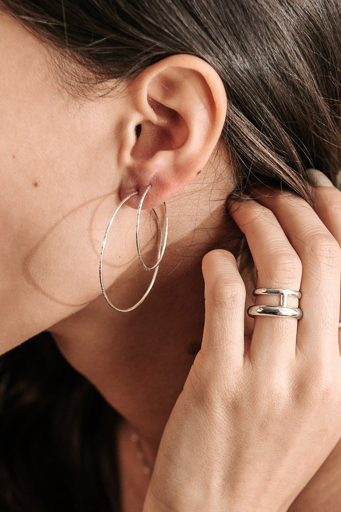 Pull-Me-Through Round Hoops, Small