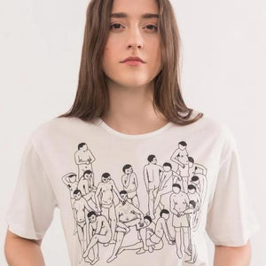 Essential Sumwut Collab T-shirt - CROWD