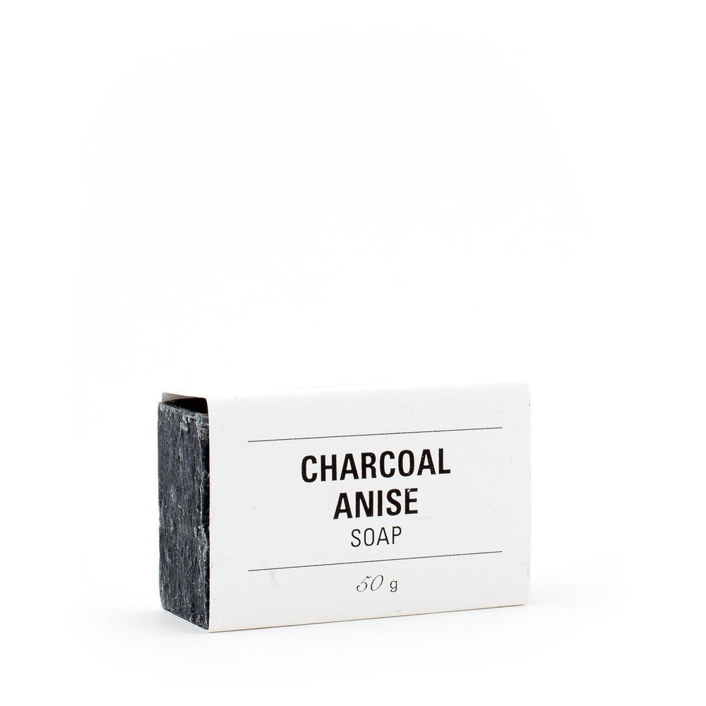 Charcoal Anise Soap