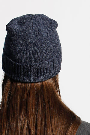 Merino Cuffed Hat