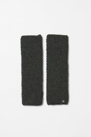 Load image into Gallery viewer, Merino Moss Half Mitts