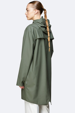 Load image into Gallery viewer, Long Jacket Olive