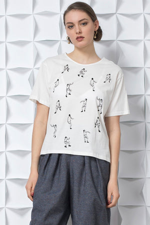 Essential Sumwut Collab T-shirt - DANCE
