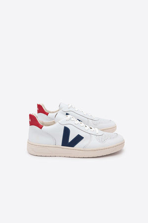 V-10 Leather Nautico Pekin