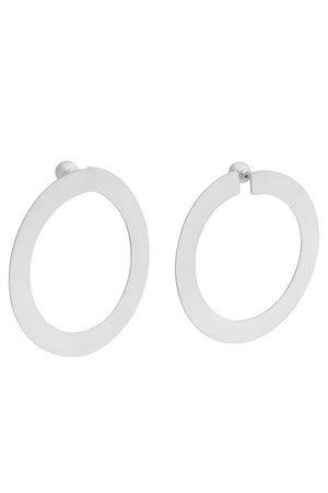 Octave Hoop Earrings
