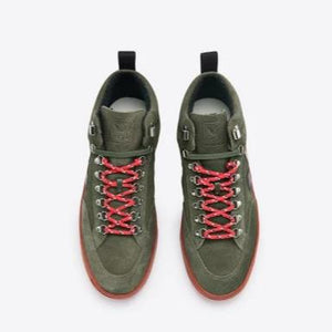 Load image into Gallery viewer, Roraima Sneaker Olive Suede