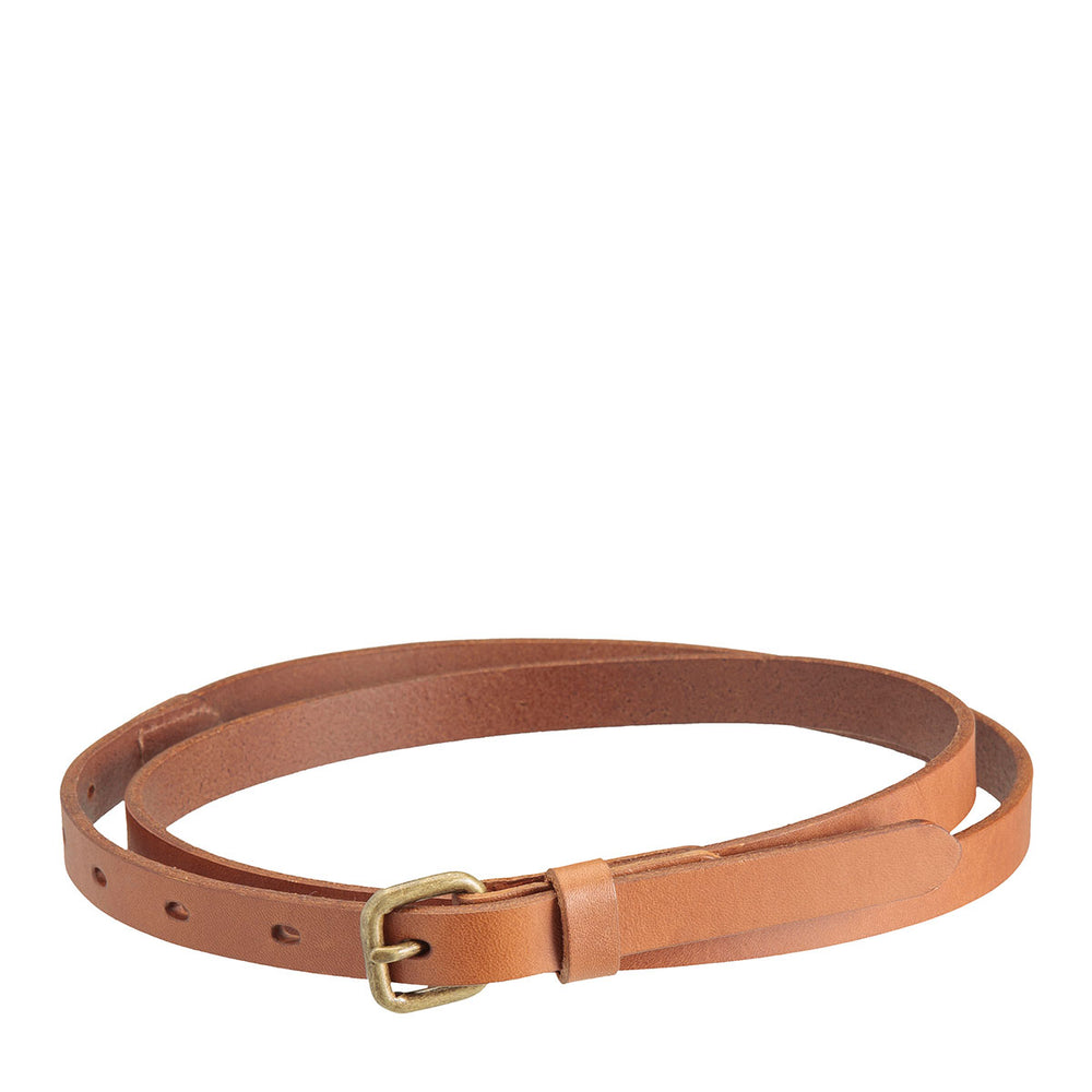 Only Lovers Left Leather Belt (2 colours)