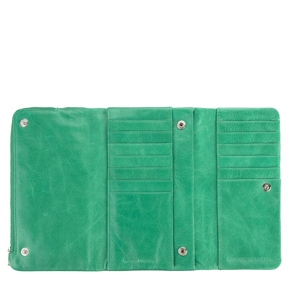 Audrey Leather Wallet (10 colours)