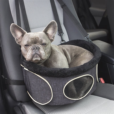Snuggle Pocket Dog Car Seat | For Dogs 15 Lbs or Less