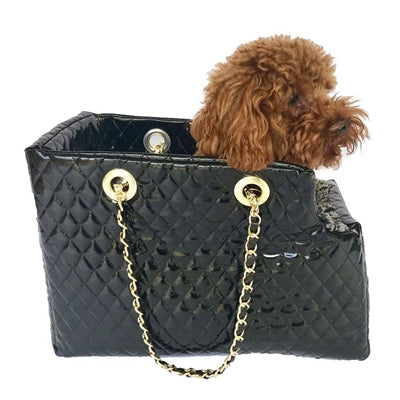 Dog Purse | The Quilted Kate