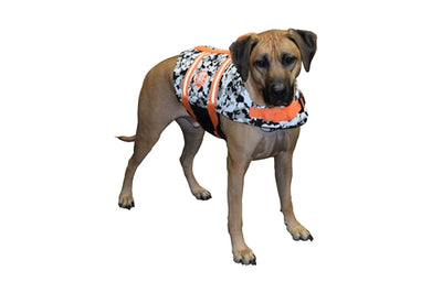 Dog Life Jacket | Camo Neoprene