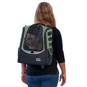 Dog Carrier and Car Seat | I-GO2 Escort | For Dogs 15lbs or Less