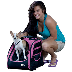 Dog Carrier and Car Seat | I-GO2 Traveler | For Dogs 20lbs or Less
