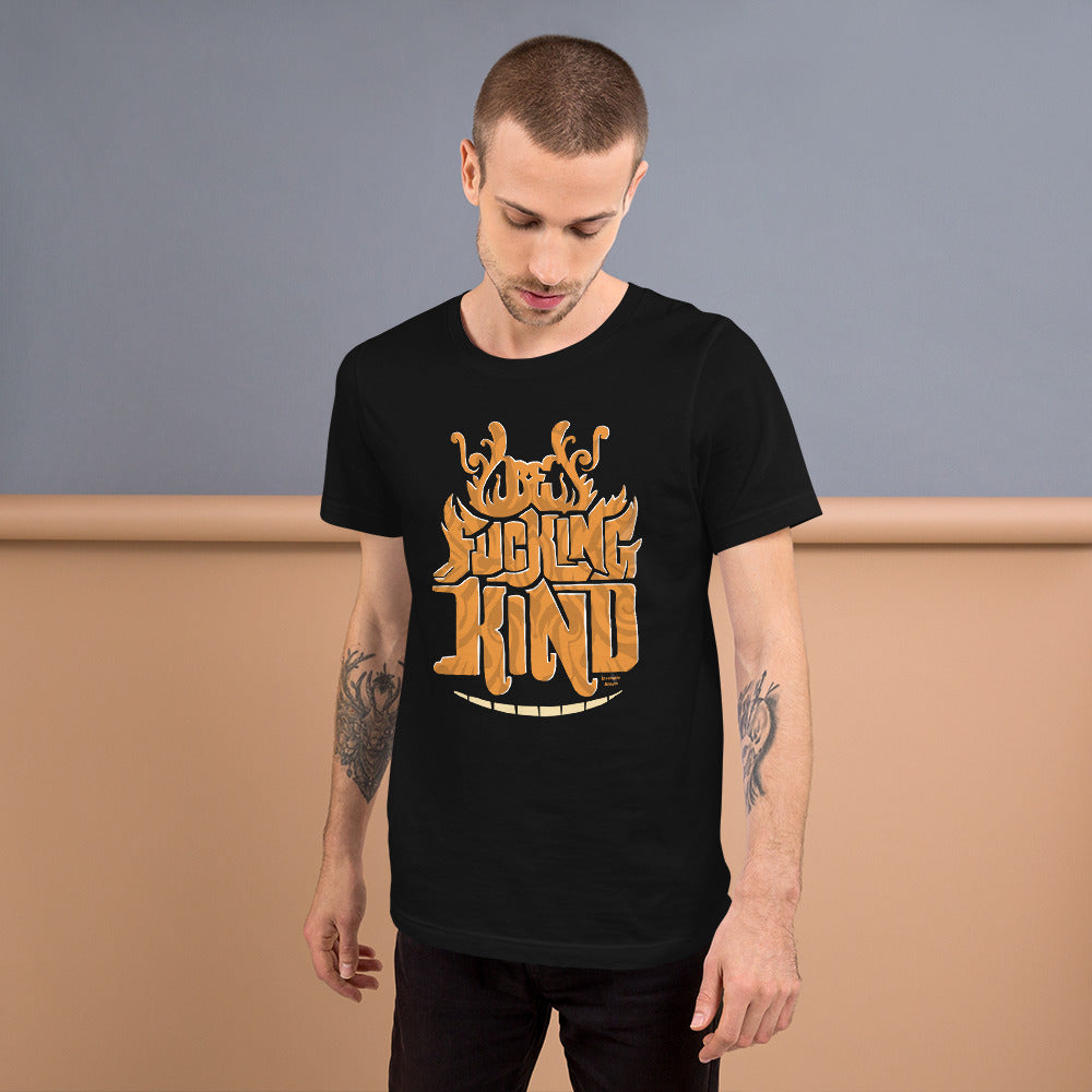 Be F--king Kind Short-Sleeve Unisex T-Shirt