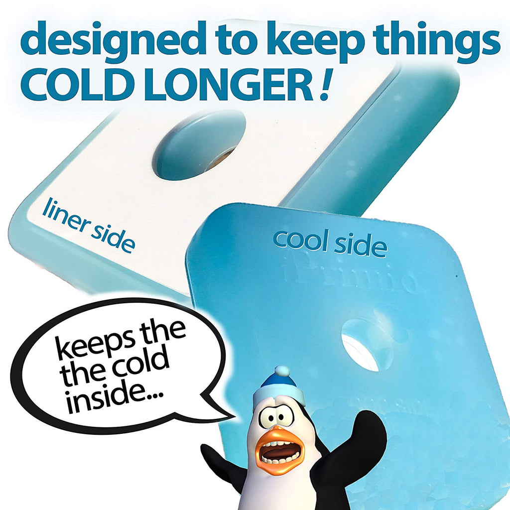 Ice Cool Pad With Insulation Pads-Reusable Hard Ice Pack