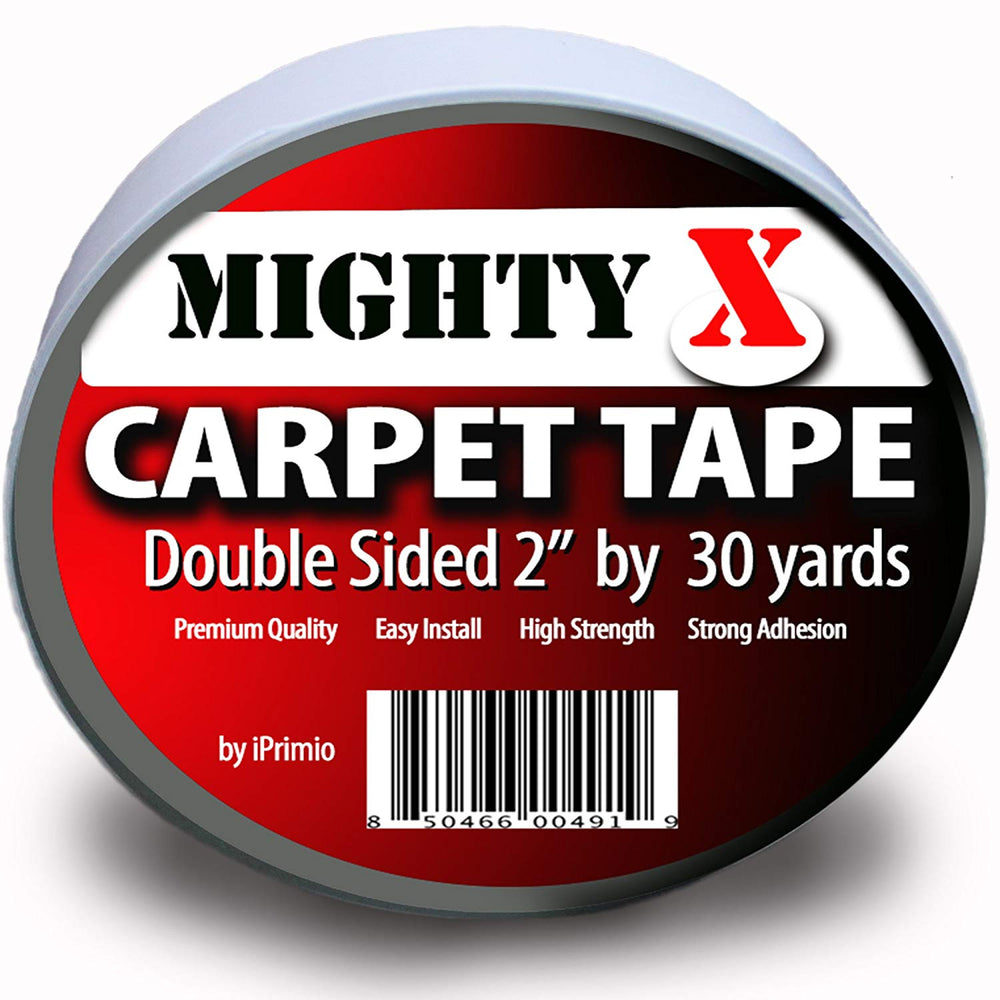 "Mighty""X"" Carpet Tape (30 Yards)"