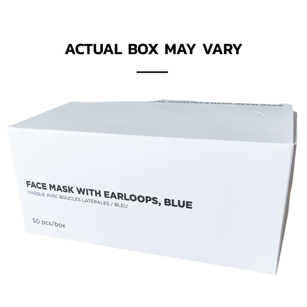 Blue Surgical 3-Ply Face Mask - Lab Tested Highest Rated BFE 99% Certified - Bulk Box of 2,000 Pcs
