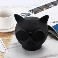 "Pop Tee's ""Cub Woofer"" Bluetooth Cat Speaker"