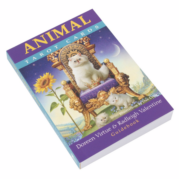 Doreen Virtue Radleigh Valentine Animal Tarot Cards The Realm Room