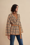 wrap coat,fall coat womens,houndstooth cardigan sweater,houndstooth coat women, houndstooth coat,houndstooth cardigan,fall outerwear, outerwear for fall, wrap coat women,wrap coat wool, wrap coat with belt, sweater wrap coat, knit wrap coat,  wrap coat camel