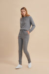grey sweatpants, grey sweatpants womens, jogging sweatpants, womens jogging sweatpants, womens jogger sweatpants, matching pants set, matching pants and crop top set, matching sweatpants and hoodie, lounging pants, sweatpants, cashmere sweatpants, knit pants,