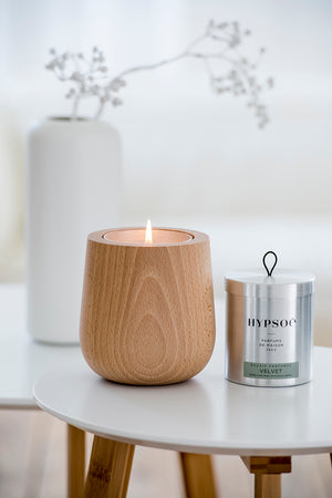 HYPSOE Wooden Lounge Candle