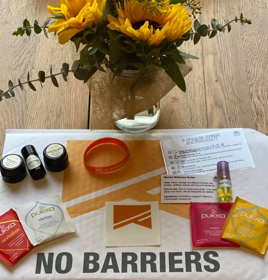 Self-Care Kits - No Barriers Kits -