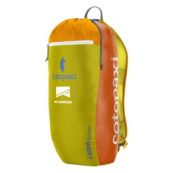 Cotopaxi Luzon 18L Backpack - No Barriers Adventure Gear -