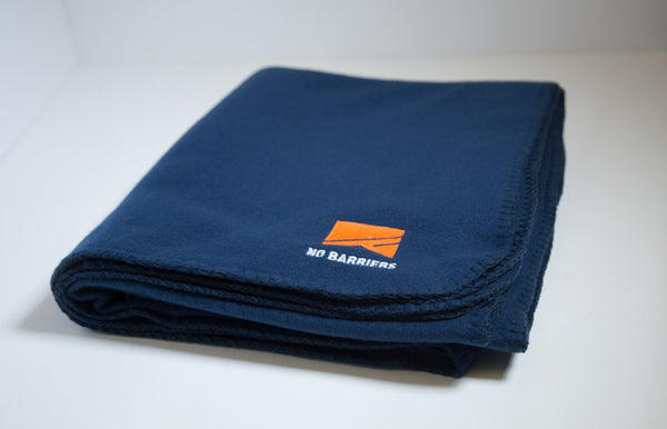 Cozy Fleece Blanket - No Barriers Home -