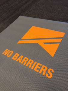 Yoga Mat - No Barriers Adventure Gear -