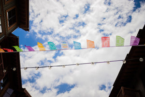 Prayer Flags - Single & Double Strands - No Barriers Flag Gear -