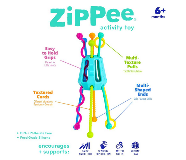 Zippee - No Barriers Toys -