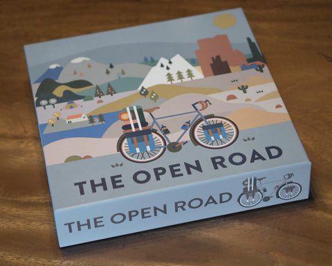 The Open Road Game - No Barriers Games -