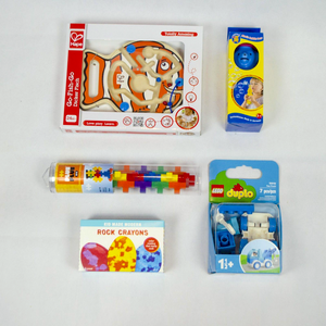 Custom Kit #4 (2-4 yrs) - No Barriers Kits -