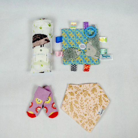 Layette Kit #1 - No Barriers Clothes -