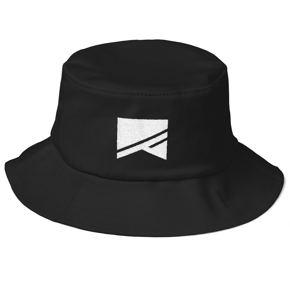 Old School Bucket Hat - No Barriers Hats - Default Title
