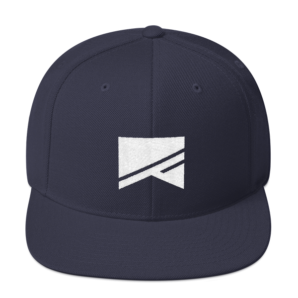 Snapback Hat - 19 Colors! - No Barriers Hats - Navy