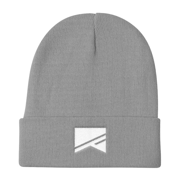 Knit Beanie - 6 Colors! - No Barriers Hats - Gray