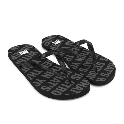 Flip-Flops - No Barriers Accessories -