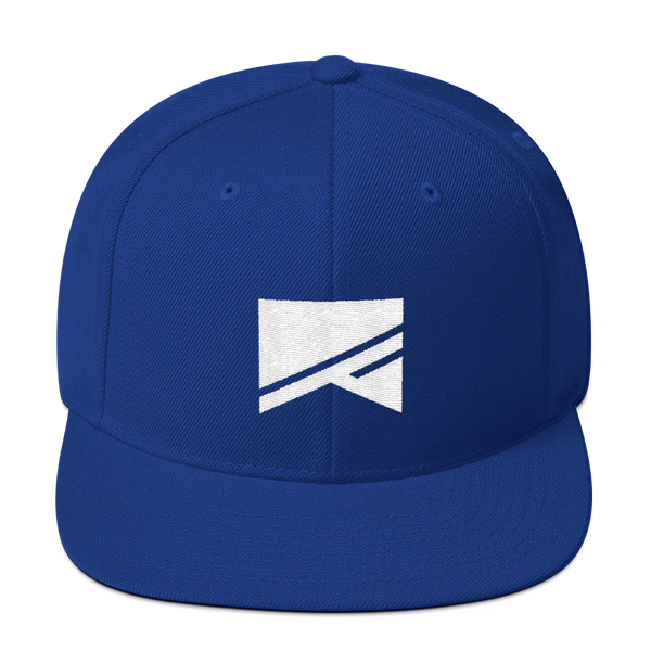 Snapback Hat - 19 Colors! - No Barriers Hats - Royal Blue