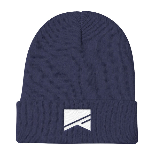 Knit Beanie - 6 Colors! - No Barriers Hats - Navy