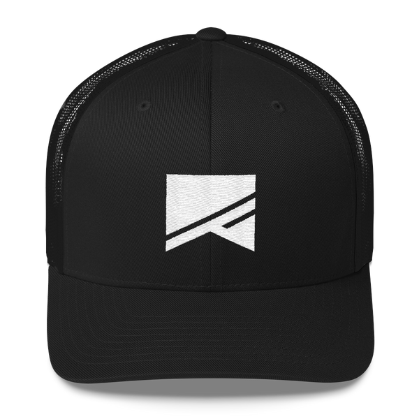 Trucker Cap - 5 Colors! - No Barriers Hats - Black