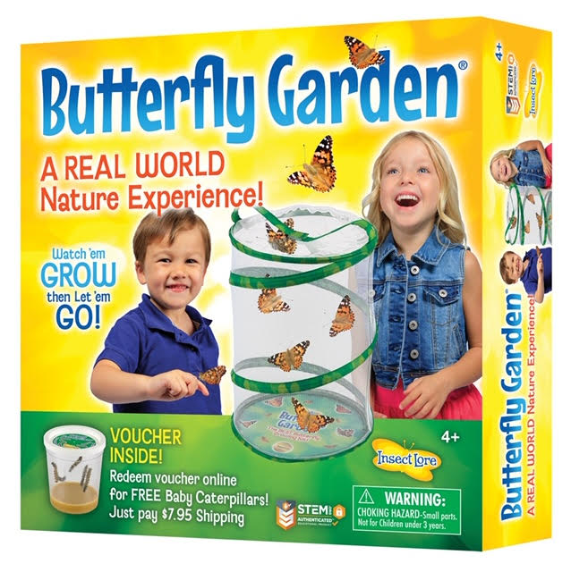Butterfly Garden Kit - No Barriers Toys -