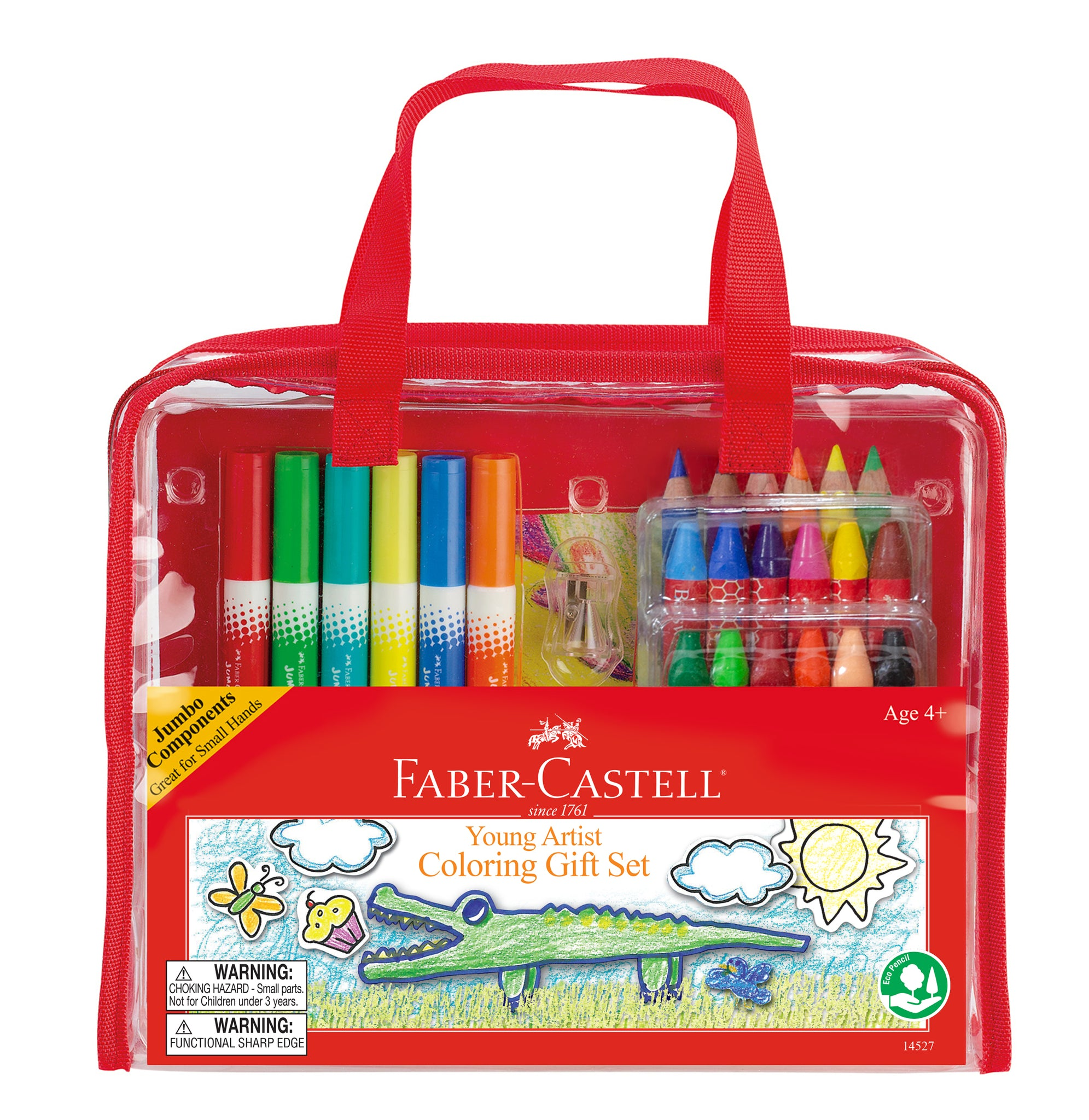 Young Artist Coloring Set - No Barriers Toys -