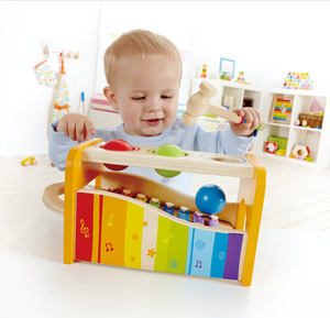 Pound & Tap Musical Bench - No Barriers Toys -