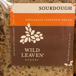 Wild Leaven Original Sourdough Bread